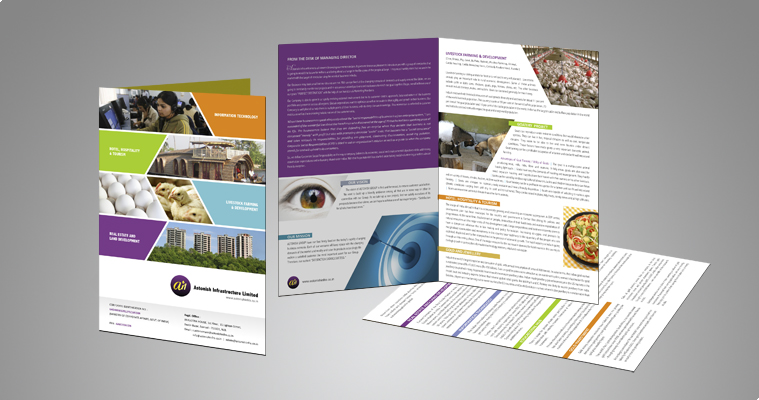 Astonish Infrastructure Limited Brochure