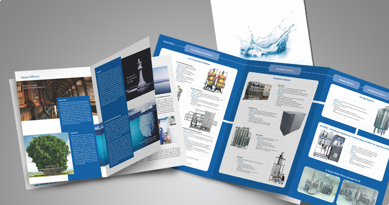 Christ Nishotech Water Systems Pvt. Ltd. Brochure