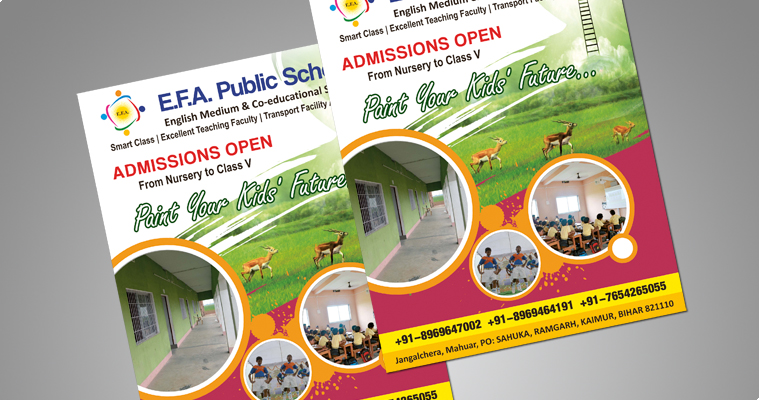 EFA Public School Poster