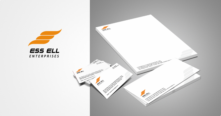 Ess Ell Enterprises Corporate identity