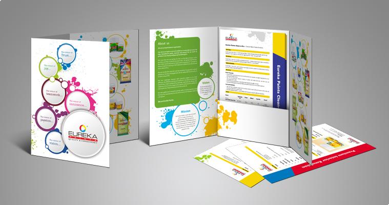 Eureka Paints Brochure