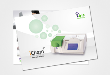 IRIS Healthcare Flyer Design 1