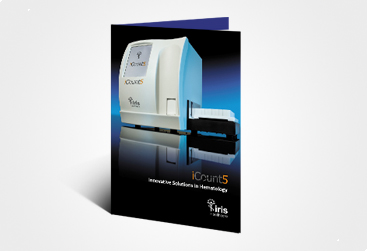 IRIS Healthcare Brochure Design 2