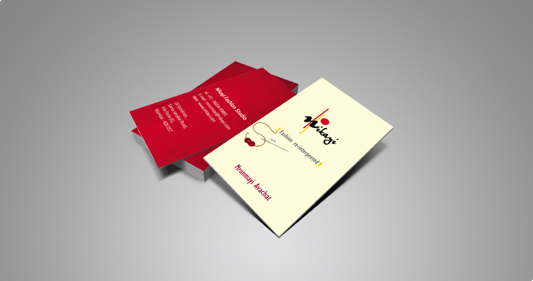 Nikayi Business Card