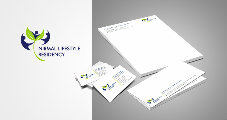 Nirmal Lifestyle Residency Co-Op Hsg Society Corporate identity