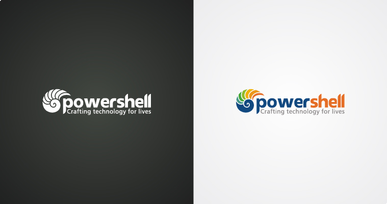 Powershell Technologies Pvt. Ltd. Logo Design