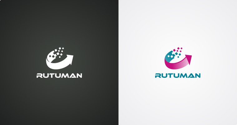 Rutuman Enterprises Logo Design