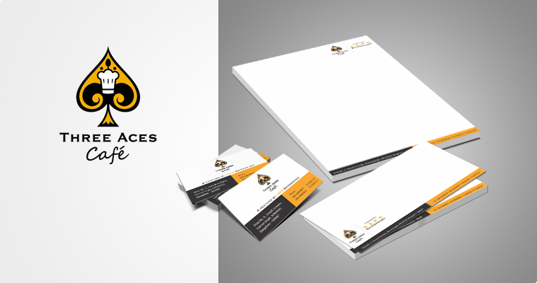 KSPR Enterprises Corporate identity