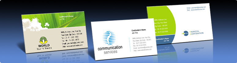 Templates - Brochure, Business Card, Logo Design, Corporate Identity Templates