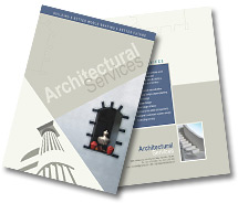 Brochure Templates architectural services