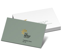 Business Card Templates hotels group