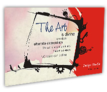 Post Card Templates the arts house