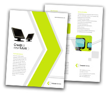 Brochure Templates computer components