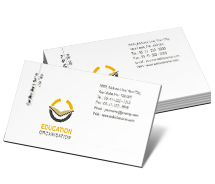 Educational Education Programs business-card-templates