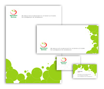Corporate Identity Templates agriculture farming