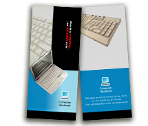 Computers Computer Hardware brochure-templates