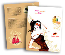 Beauty Fashion Point brochure-templates