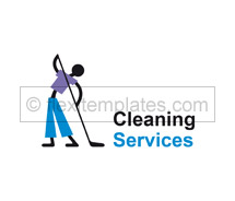 Logo Templates cleaning services
