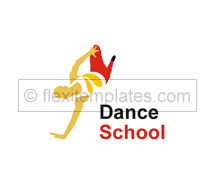Logo Templates dance school