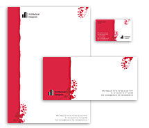Corporate Identity Templates building constructions