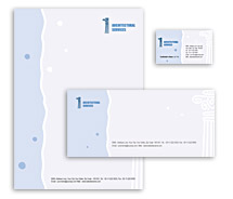 Corporate Identity Templates residential architect