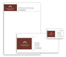 Corporate Identity Templates architectural drafting service
