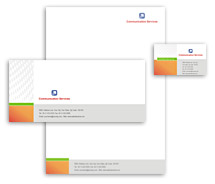 Corporate Identity Templates telephone service