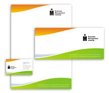Corporate Identity Templates education institute