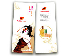 Brochure Templates Beauty Fashion Point