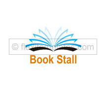 Logo Templates book store