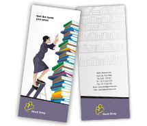 Business Book House brochure-templates