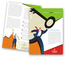 Brochure Templates business solutions