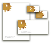 Corporate Identity Templates music clubs