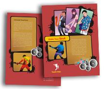 Brochure Templates music clubs