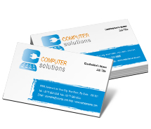 Computers Computer Problems Solution business-card-templates