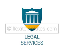 Logo Templates Services Legal Consultant