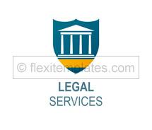 Logo Templates legal consultant