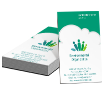Business Card Templates environmental organization