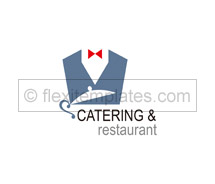 Logo Templates catering and restaurant