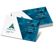 Hosting Services In Internet business-card-templates