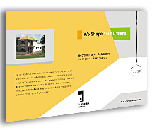 Post Card Templates wooden construction