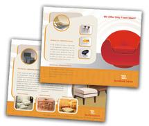 Brochure Templates furniture stores