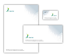 Corporate Identity Templates skate club