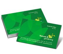 Business Card Templates greenhouse gardening