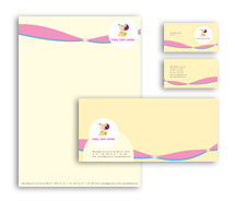 CorporateIdentityTemplates Medical Child Health Without Logo