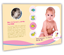 Post Card Templates Medical Child Health
