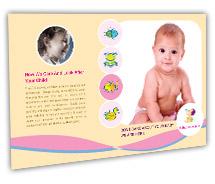 Post Card Templates child health