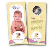 BrochureTemplates Medical Child Health Two Fold