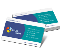 Business Card Templates media organization