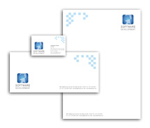 Computers Software Development Company corporate-identity-templates
